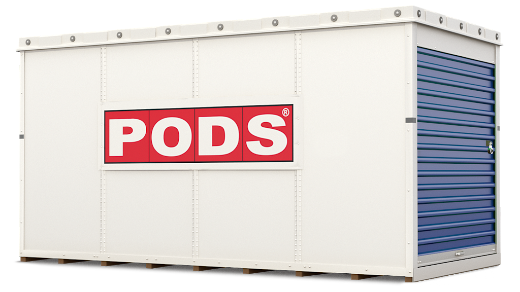 PODS Moving & Storage - moving company  | Photo 1 of 10 | Address: 8500 Clinton Rd, Cleveland, OH 44144, USA | Phone: (877) 770-7637