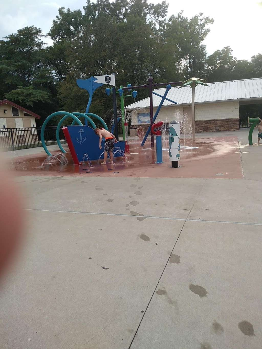 John Anderson Park & Splash Park - park  | Photo 6 of 10 | Address: 4701 E 135th St, Grandview, MO 64030, USA | Phone: (816) 316-4888