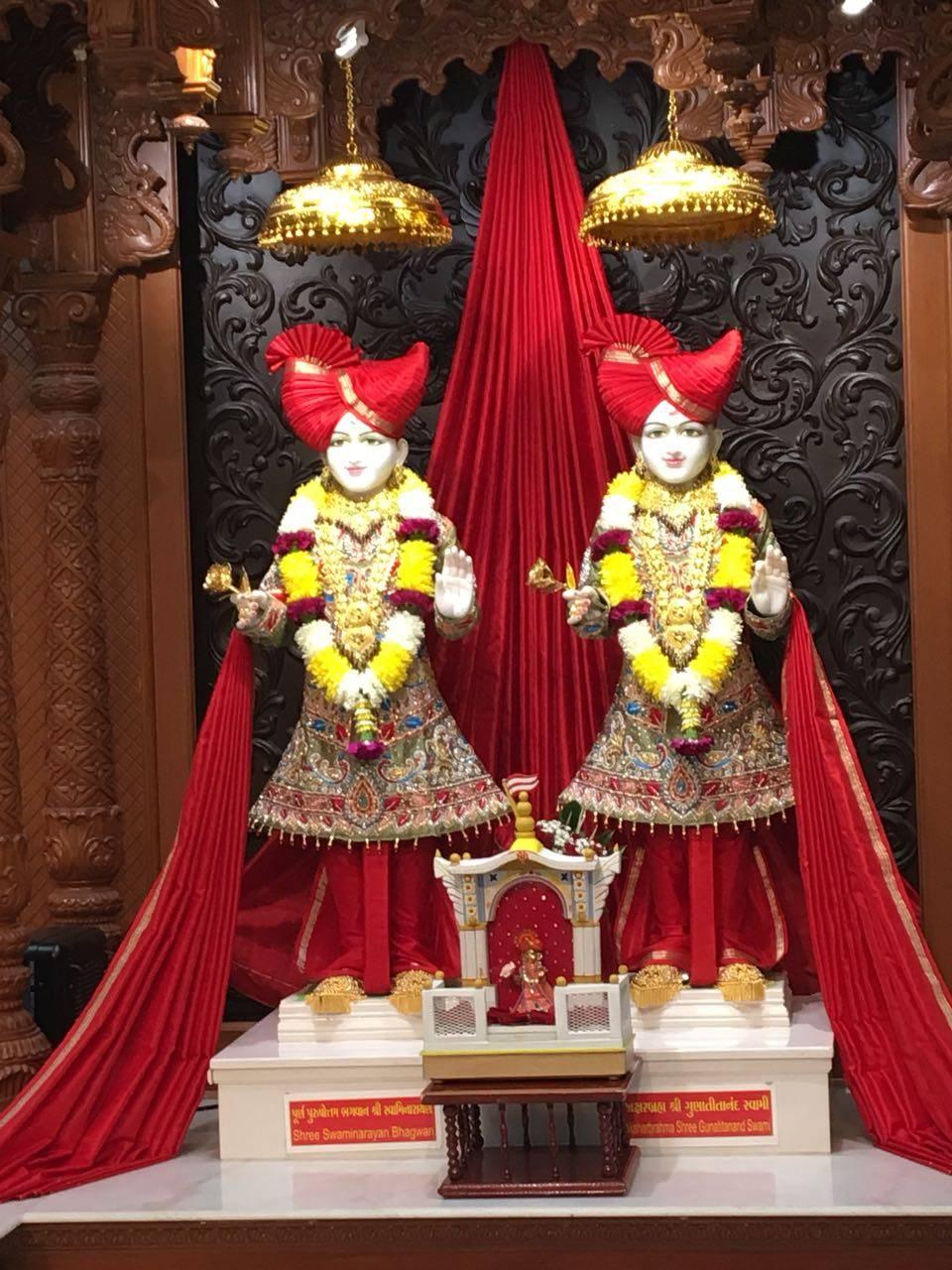 BAPS Shri Swaminarayan Mandir - hindu temple  | Photo 4 of 9 | Address: 9556 E Fowler Ave, Thonotosassa, FL 33592, USA | Phone: (813) 986-5473