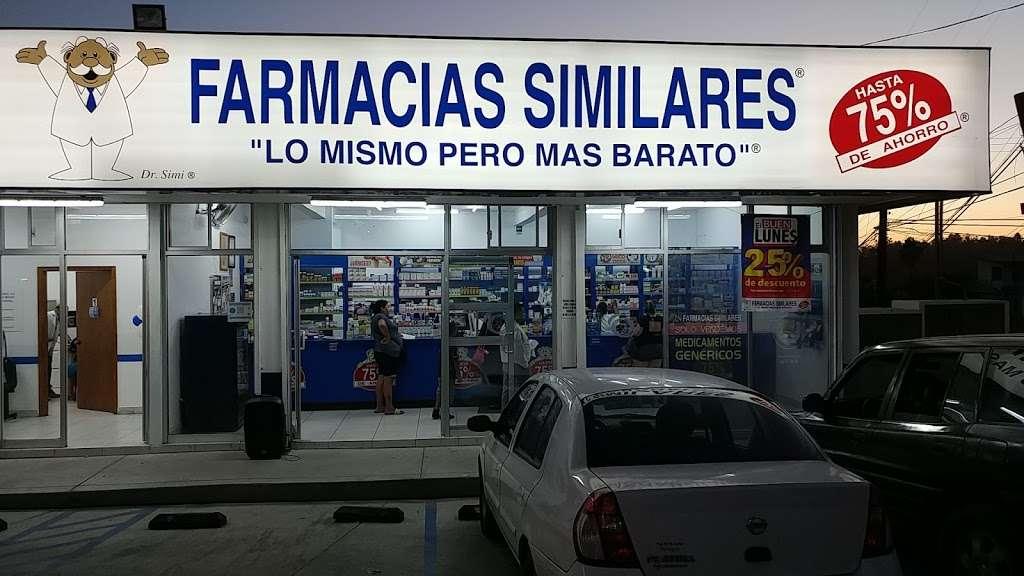 silvers farmacias similares)
