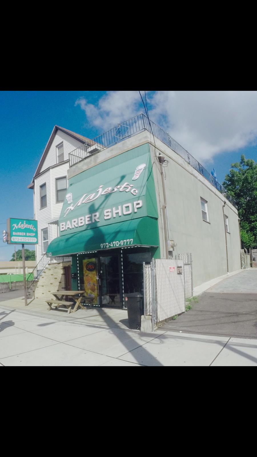 Majestic barbershop - hair care  | Photo 5 of 10 | Address: 163 Passaic St, Garfield, NJ 07026, USA | Phone: (973) 470-9777