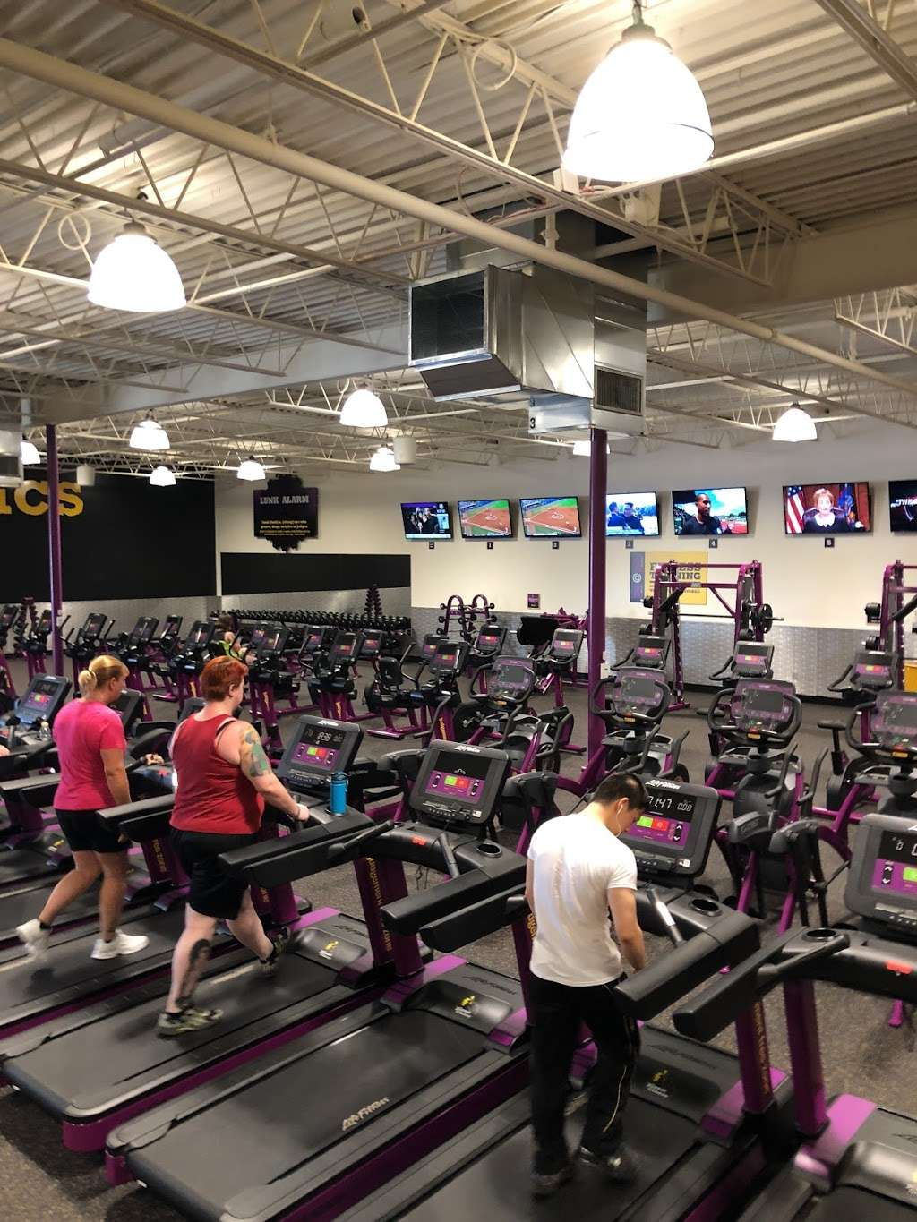Planet Fitness 2539 E State St 44 Shelbyville In 46176 Usa