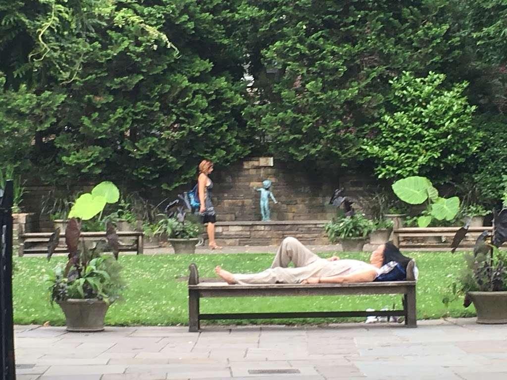 Fragrance Garden Alice Recknagel Ireys - park  | Photo 4 of 10 | Address: 998 Mary Pinkett Avenue, Brooklyn, NY 11225, USA | Phone: (718) 623-7200