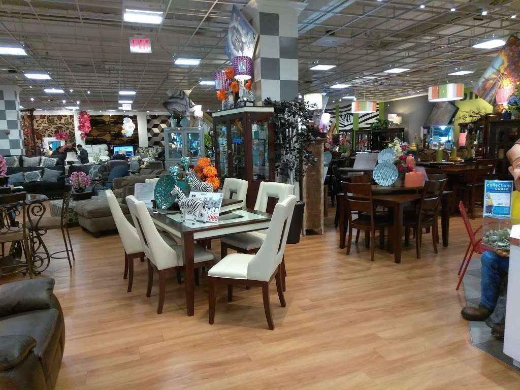 Bobs Discount Furniture - furniture store    Photo 1 of 10   Address: 2520 Flatbush Ave, Brooklyn, NY 11234, USA   Phone: (347) 415-8307