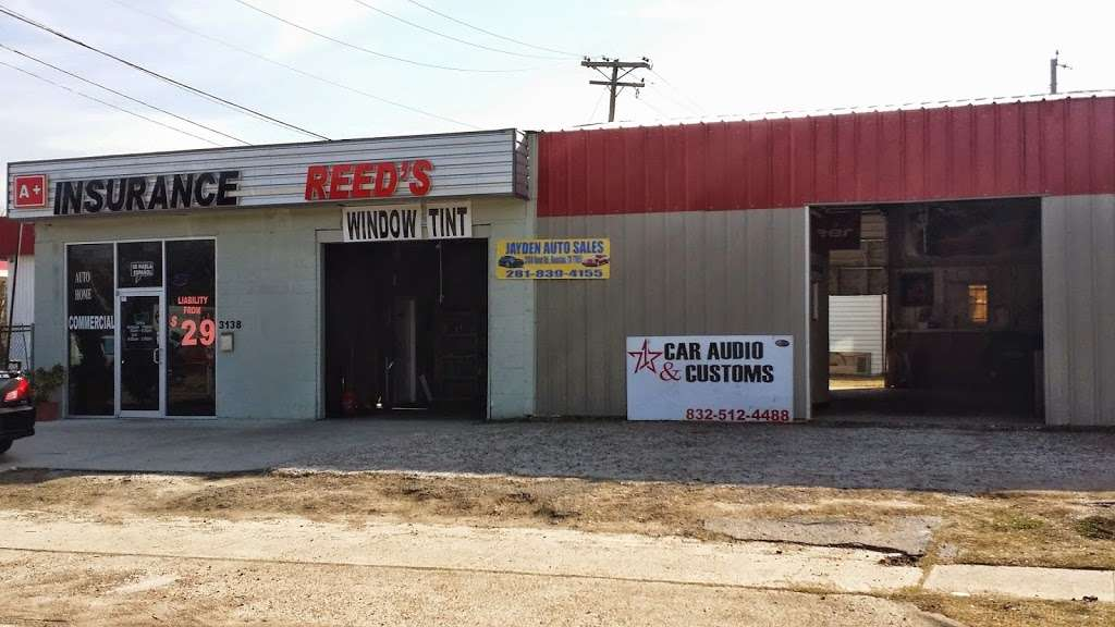 Reeds window tint - car repair  | Photo 1 of 10 | Address: 3138 Reed Rd, Houston, TX 77051, USA | Phone: (832) 875-0506