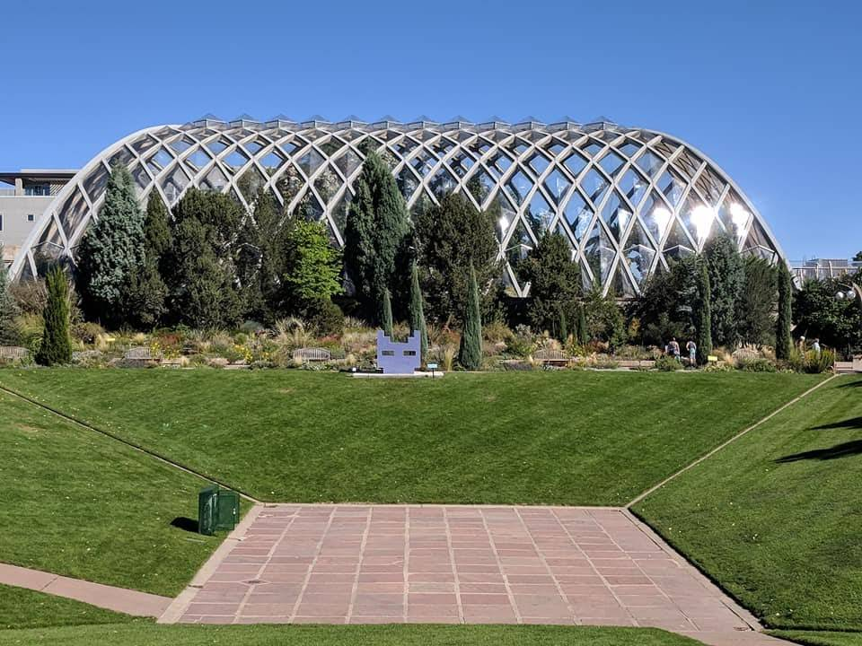 Denver Botanic Gardens - art gallery  | Photo 2 of 10 | Address: 1007 York St, Denver, CO 80206, USA | Phone: (720) 865-3500