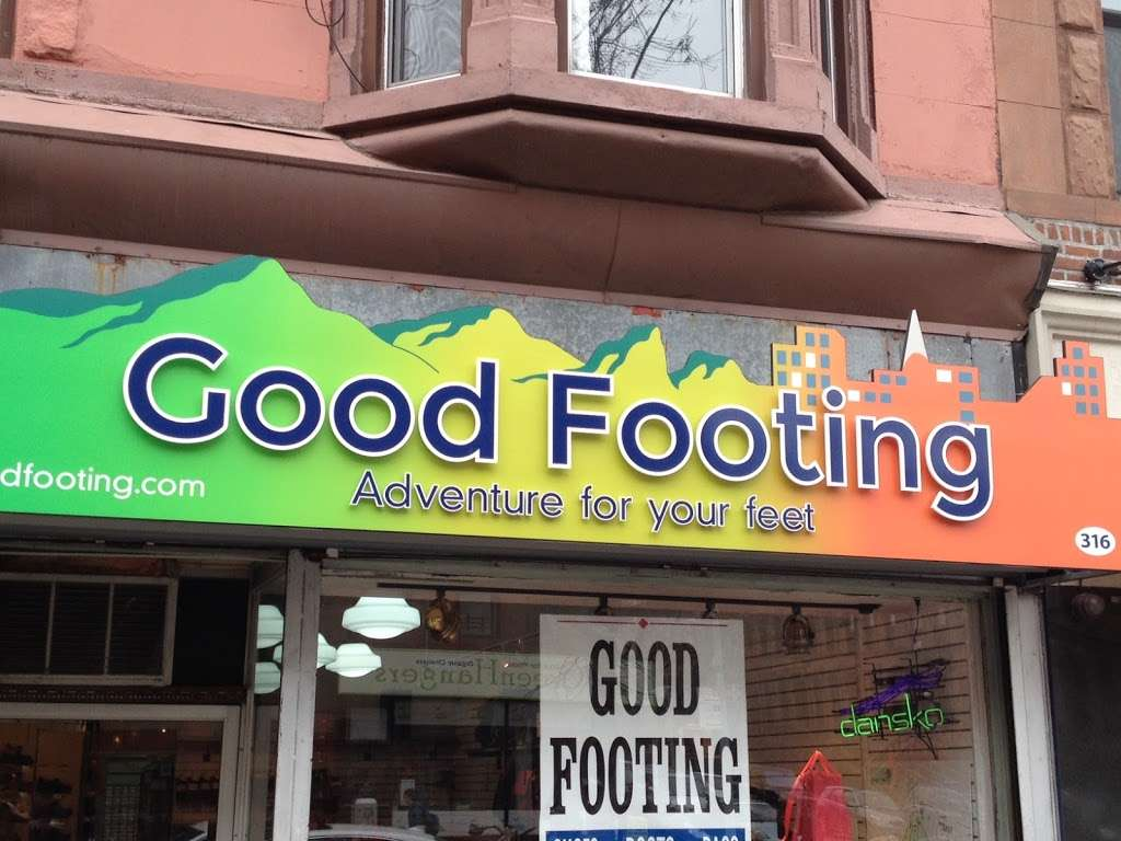 Good Footing - shoe store  | Photo 2 of 8 | Address: 316 7th Ave, Brooklyn, NY 11215, USA | Phone: (718) 768-9500
