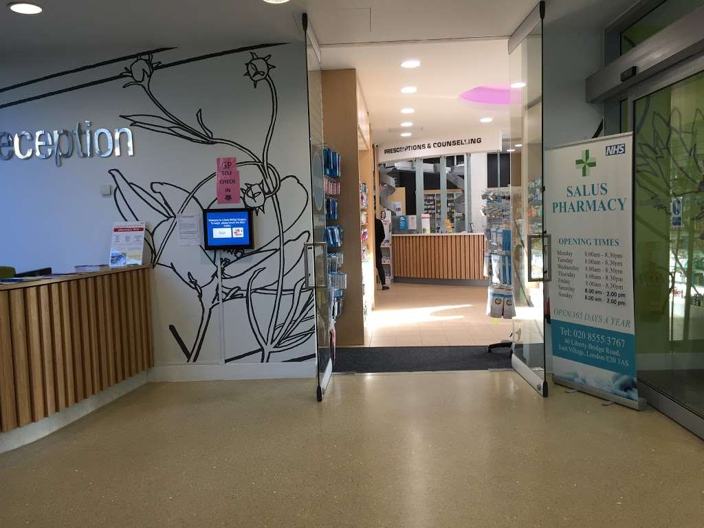 Sir Ludwig Guttmann Health And Wellbeing Centre - hospital  | Photo 9 of 10 | Address: Olympic Park, 40 Liberty Bridge Rd, East Village, London E20 1AS, UK | Phone: 020 8496 7000