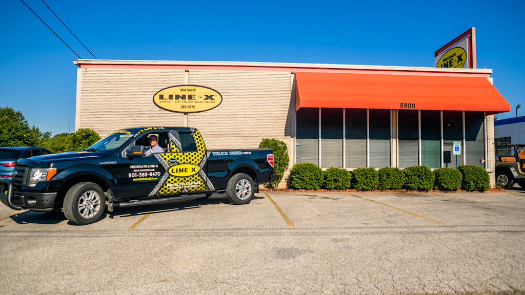 MidSouth Line-X & Truck Gear of Olive Branch - car repair  | Photo 1 of 10 | Address: 8245 MS-178, Olive Branch, MS 38654, USA | Phone: (662) 420-7995