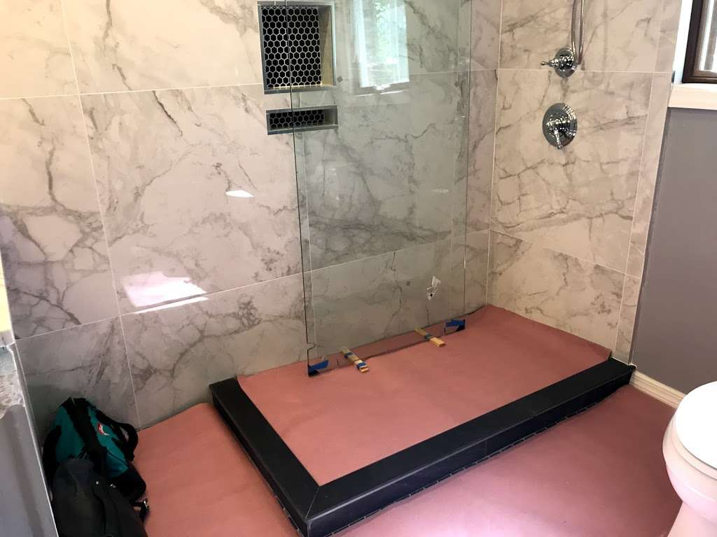 Custom shower door&mirrors - store  | Photo 9 of 10 | Address: 522 Columbia Ave #3, Fort Lee, NJ 07024, USA | Phone: (929) 204-2845