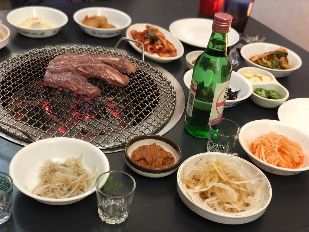 Mapo | Korean BBQ Flushing | Korean Restaurant | 마포 숯불갈비 플러싱 맛집 - restaurant  | Photo 2 of 5 | Address: 149-24 41st Ave, Queens, NY 11355, USA | Phone: (718) 886-8292