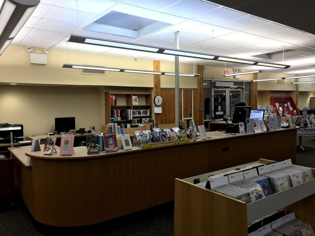 East Cheltenham Library - library  | Photo 10 of 10 | Address: 400 Myrtle Ave, Cheltenham, PA 19012, USA | Phone: (215) 379-2077