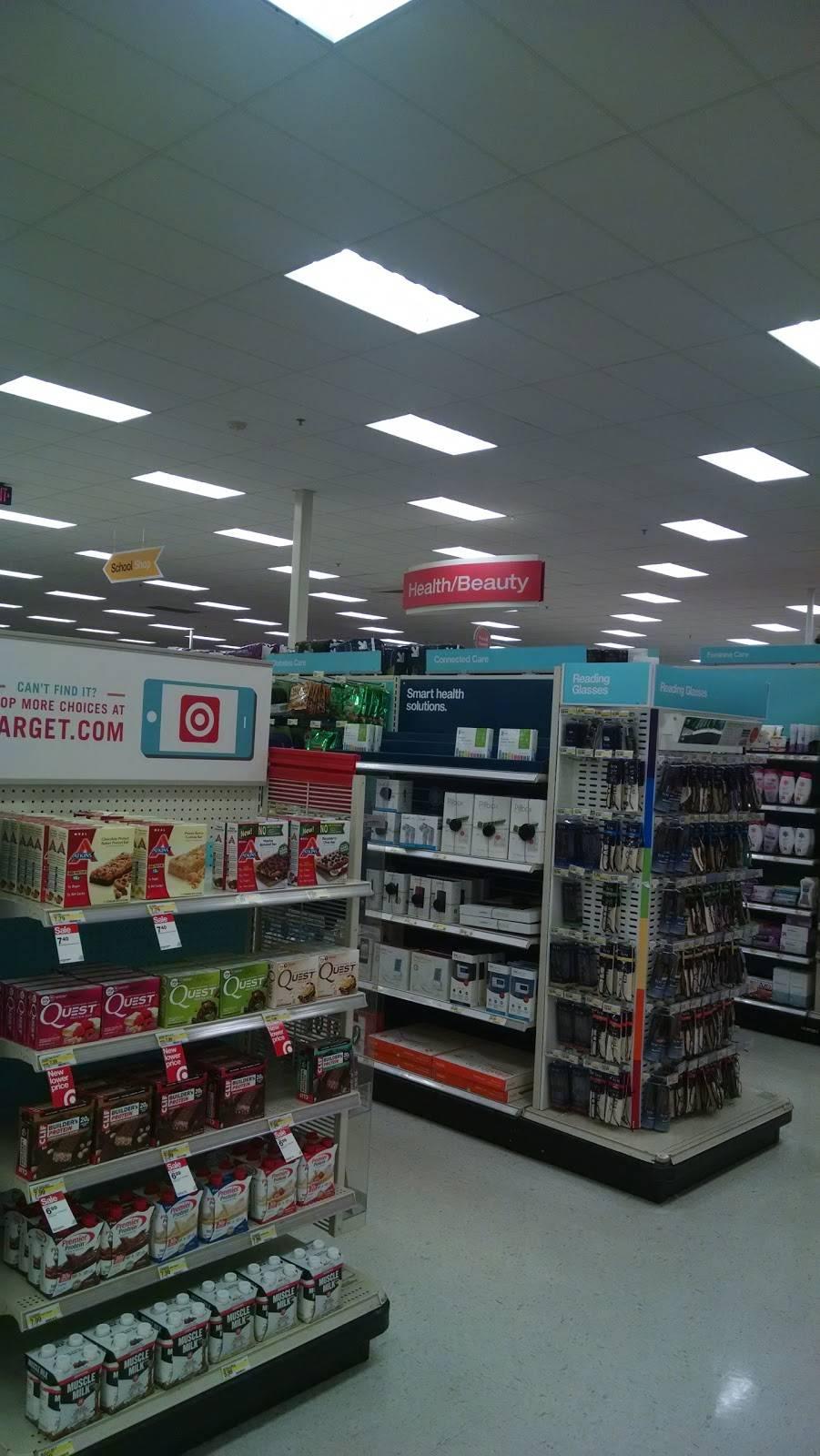 Target - department store  | Photo 7 of 8 | Address: 4450 Park St N, St. Petersburg, FL 33709, USA | Phone: (727) 548-0400