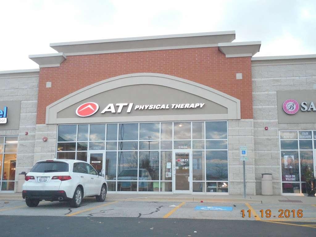 ATI Physical Therapy - Health | 13125 South La Grange Road