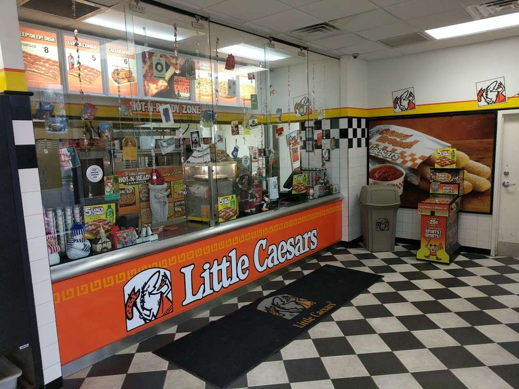 Little Caesars Pizza - meal takeaway  | Photo 3 of 10 | Address: 4477 E 10th St, Indianapolis, IN 46201, USA | Phone: (317) 644-3964