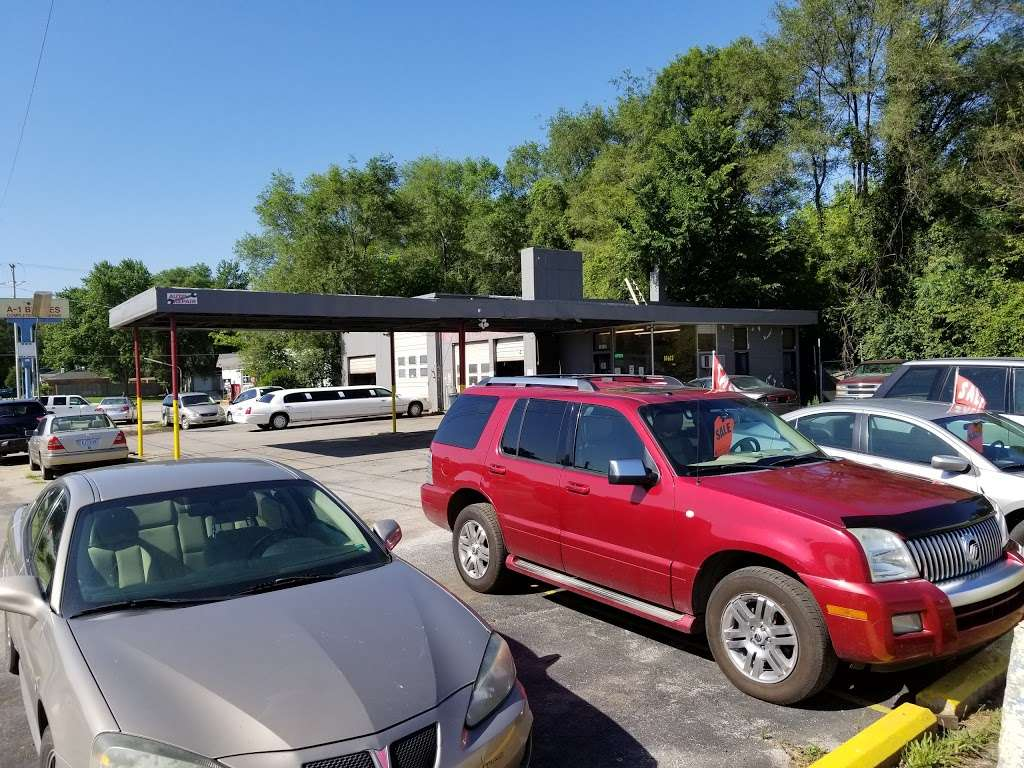 OneStop Auto repair & Tires LLC - car repair    Photo 3 of 5   Address: 10612 Blue Ridge Blvd, Kansas City, MO 64134, USA   Phone: (816) 469-5405