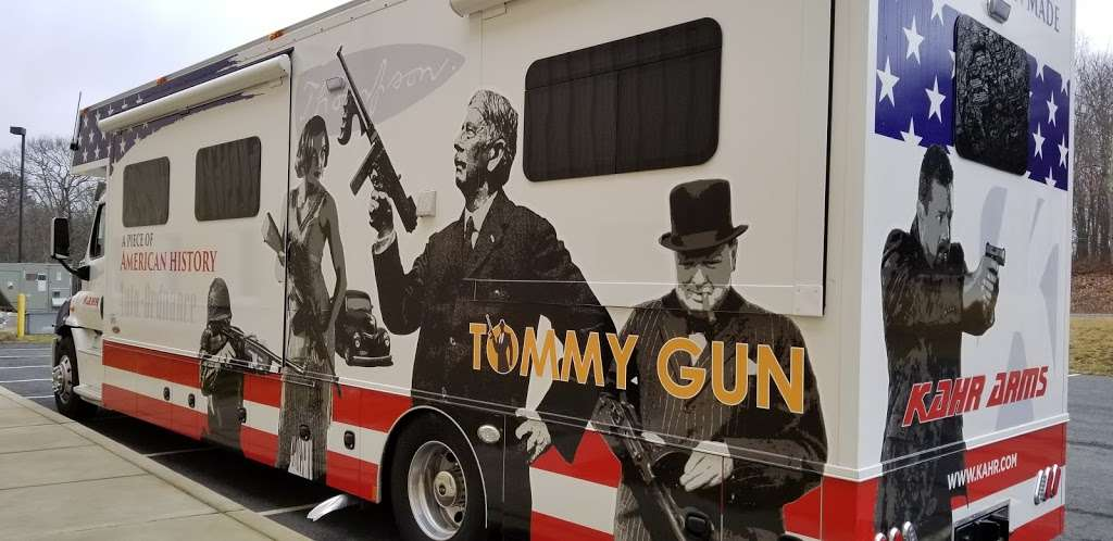 Tommy Gun Warehouse - store  | Photo 6 of 10 | Address: 105 Kahr Ave, Greeley, PA 18425, USA | Phone: (570) 285-8144
