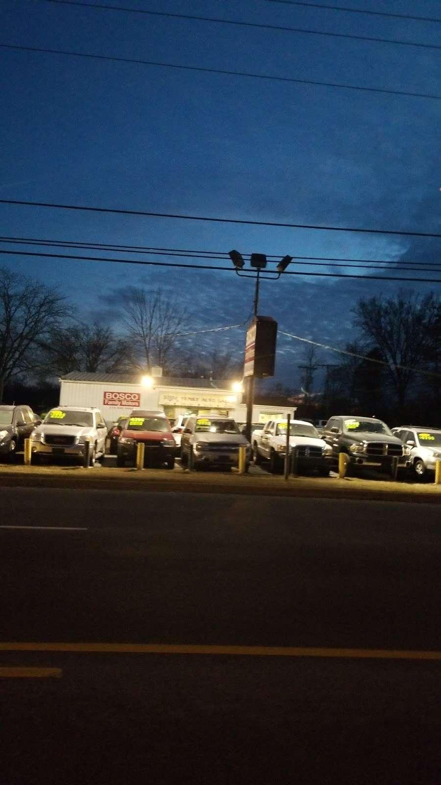 Bosco Family Motors - car dealer  | Photo 3 of 3 | Address: 933 W 37th Ave, Hobart, IN 46342, USA | Phone: (219) 940-9404
