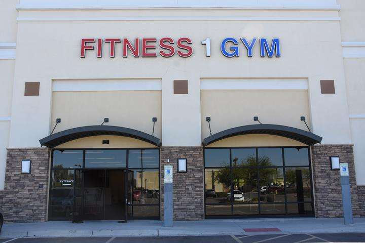 Fitness 1 Gym - gym  | Photo 1 of 10 | Address: 802 E Union Hills Dr, Phoenix, AZ 85024, USA | Phone: (623) 582-0565