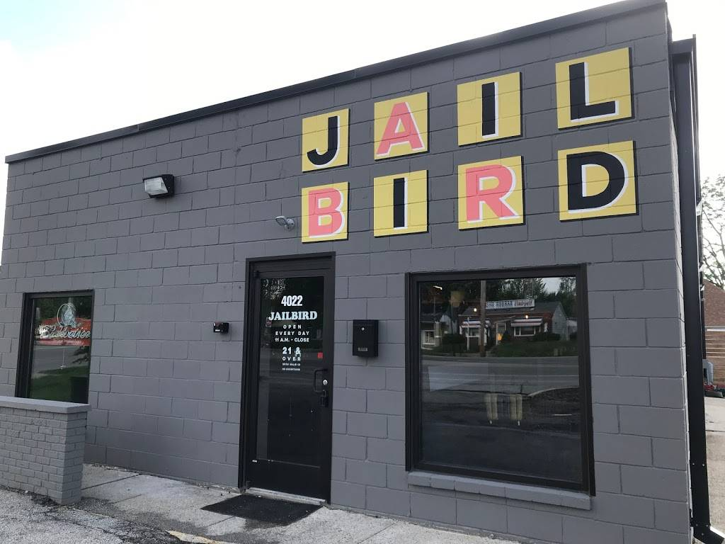Jailbird - restaurant    Photo 1 of 9   Address: 4022 Shelby St, Indianapolis, IN 46227, USA   Phone: (317) 602-2001