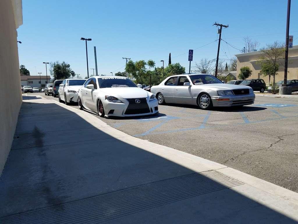 Rspec Autotek - car repair    Photo 2 of 8   Address: 215 E Highland Ave, San Bernardino, CA 92404, USA   Phone: (909) 475-8700