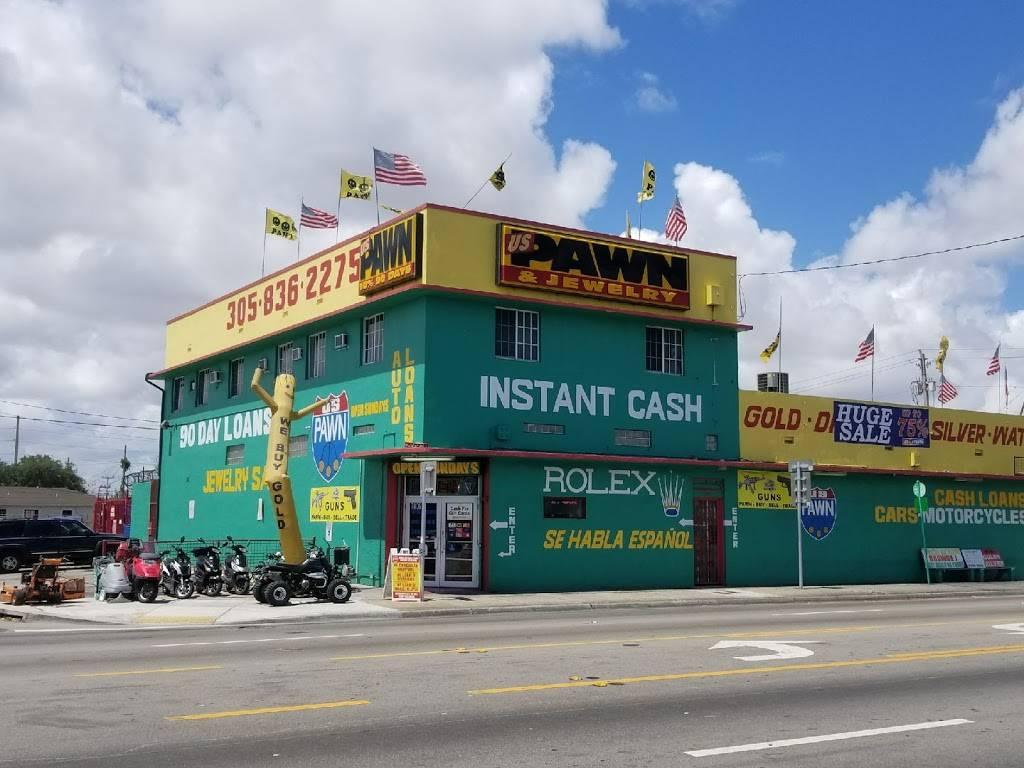 US Pawn & Jewelry - jewelry store  | Photo 1 of 5 | Address: 7806 NW 7th Ave, Miami, FL 33150, USA | Phone: (305) 836-2275