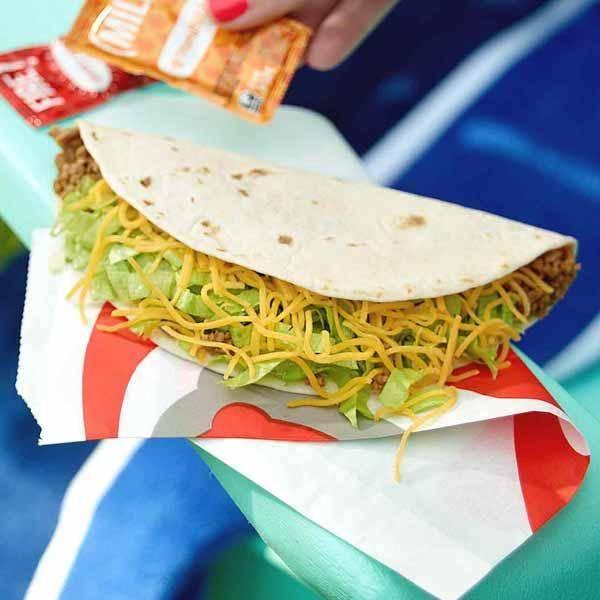 Taco Bell - meal takeaway  | Photo 4 of 8 | Address: 2246 S Grand Ave, Santa Ana, CA 92705, USA | Phone: (714) 557-4844