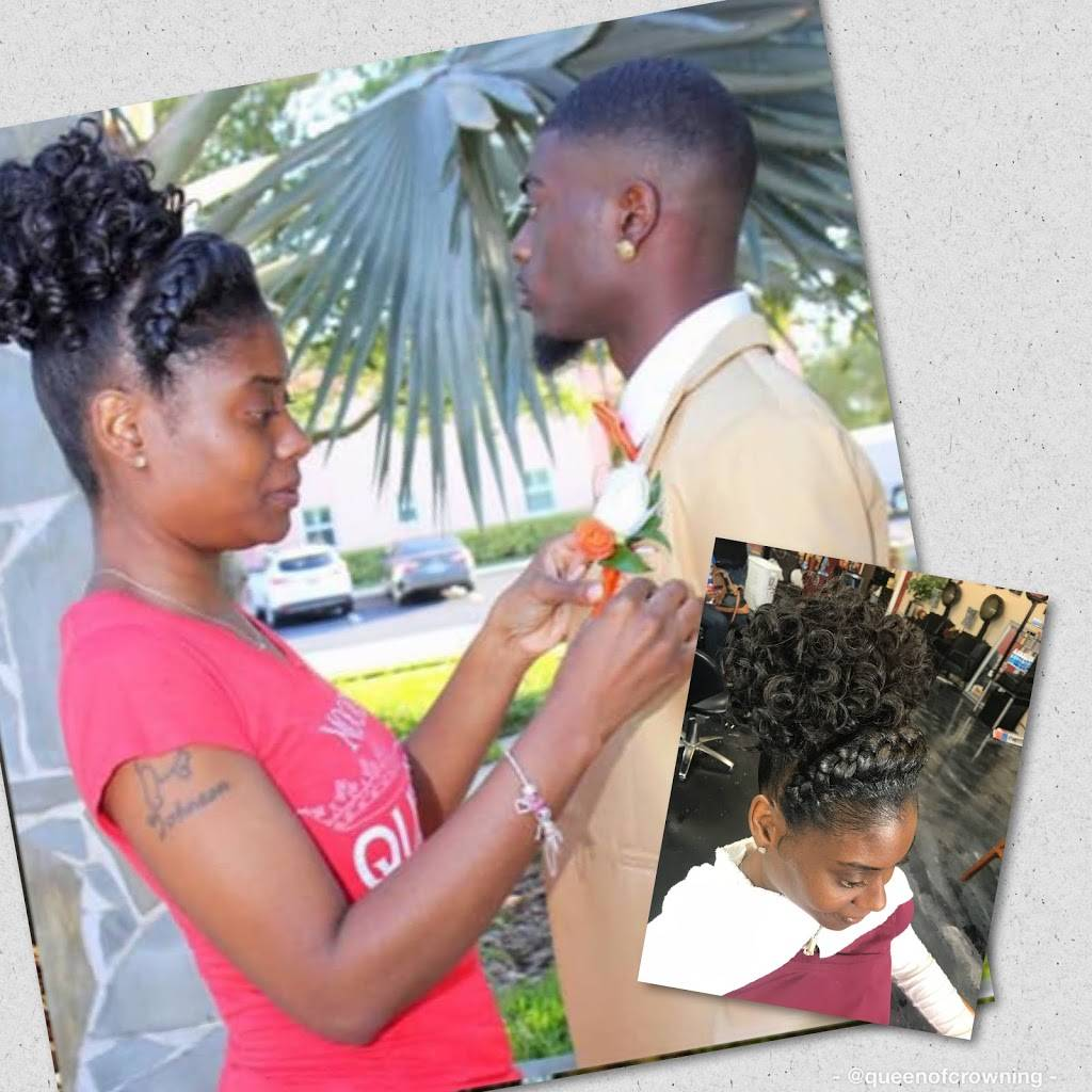 Queen Creative Solutions - hair care  | Photo 5 of 9 | Address: 3600 18th Ave S, St. Petersburg, FL 33711, USA | Phone: (727) 265-0013