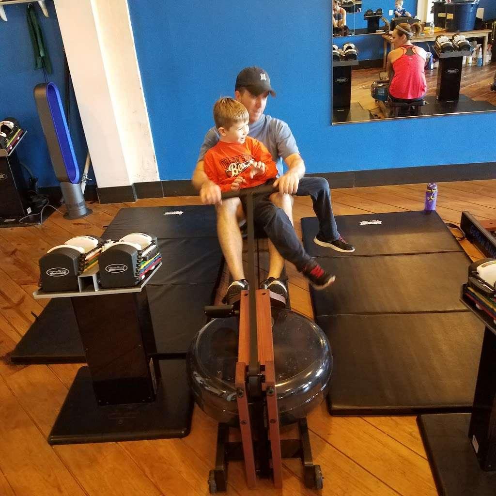 GoRow Studios - gym  | Photo 7 of 10 | Address: 1422 Grand St, Hoboken, NJ 07030, USA | Phone: (201) 448-5769