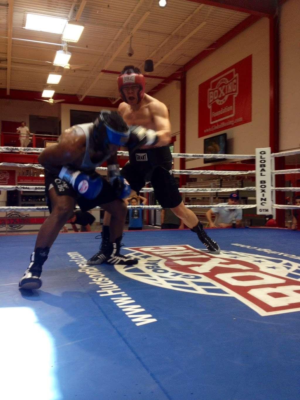 Global Boxing - stadium    Photo 4 of 10   Address: 5601 Tonnelle Ave, North Bergen, NJ 07047, USA   Phone: (201) 348-3149