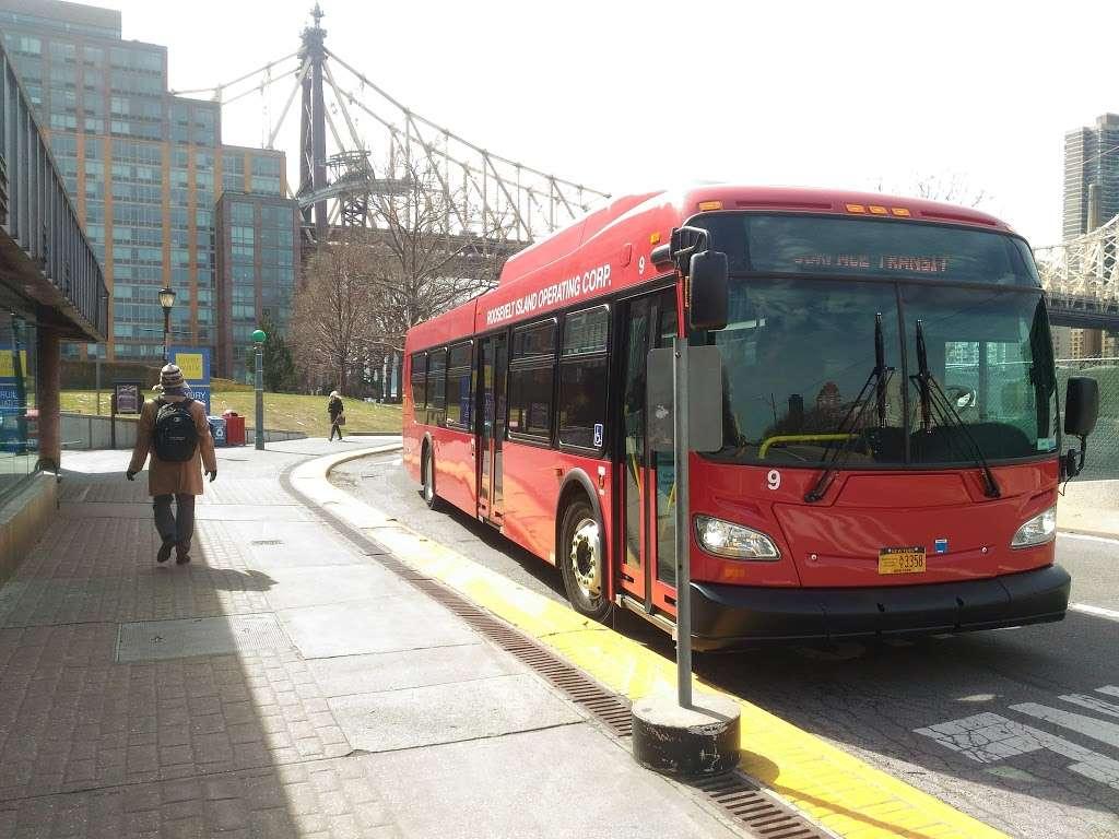 West Rd/f Subway - bus station  | Photo 4 of 4 | Address: New York, NY 10044, USA