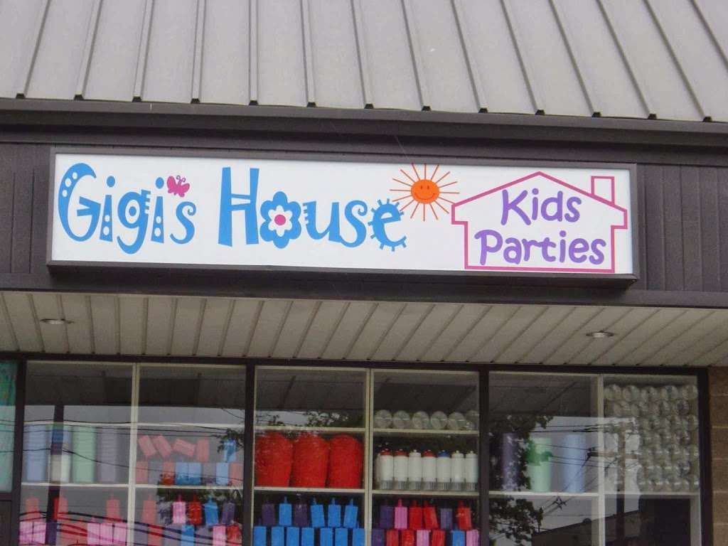 Gigis House - Home of Kids Theme Birthday Parties & Playdates - home goods store  | Photo 1 of 1 | Address: 400 Minnisink Road, (right behind Toys-R-Us on Rte. 46), Caldwell, NJ 07006, USA | Phone: (973) 256-6700