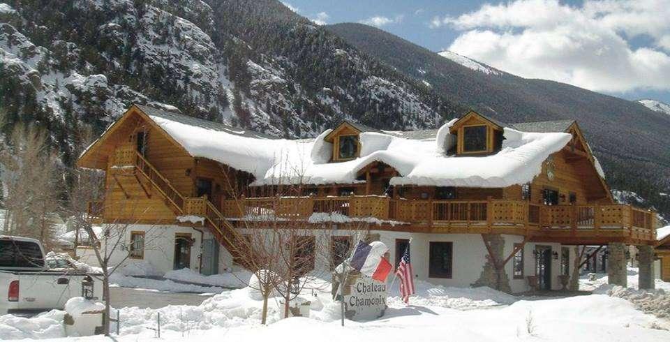 Hotel Chateau Chamonix - lodging    Photo 5 of 9   Address: 1414 Argentine St, Georgetown, CO 80444, USA   Phone: (303) 569-1109