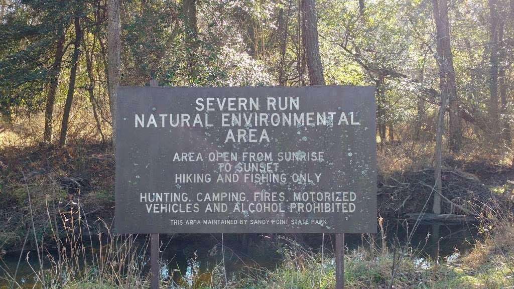Severn Run NEA Trails - park  | Photo 7 of 8 | Address: 1027-1055 Dicus Mill Rd, Millersville, MD 21108, USA