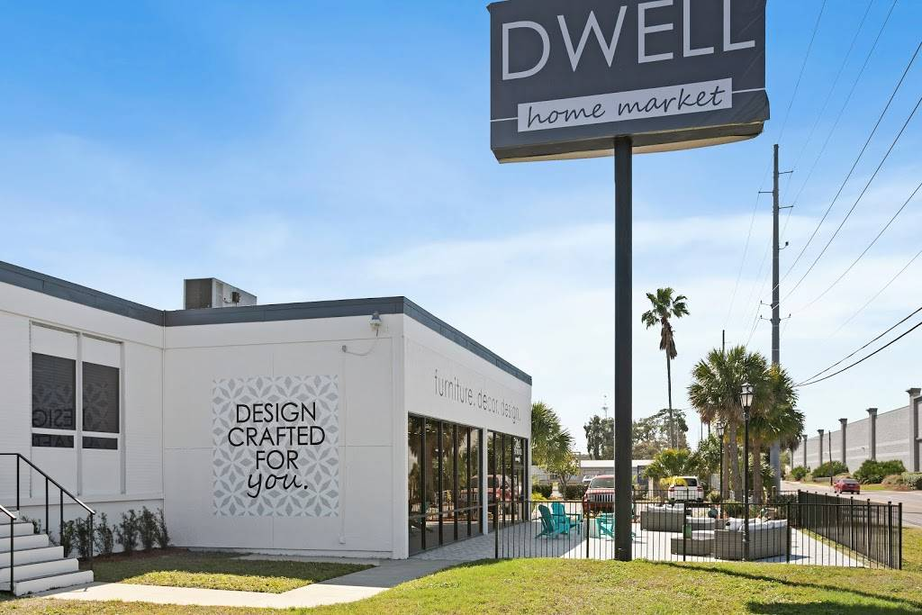 Dwell Home Market - furniture store  | Photo 7 of 10 | Address: 4912 S Lois Ave, Tampa, FL 33611, USA | Phone: (813) 602-0360