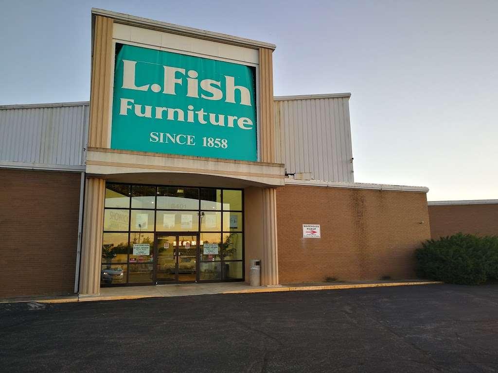 L Fish Furniture - furniture store    Photo 4 of 10   Address: 8401 E Washington St, Indianapolis, IN 46219, USA   Phone: (317) 897-8401