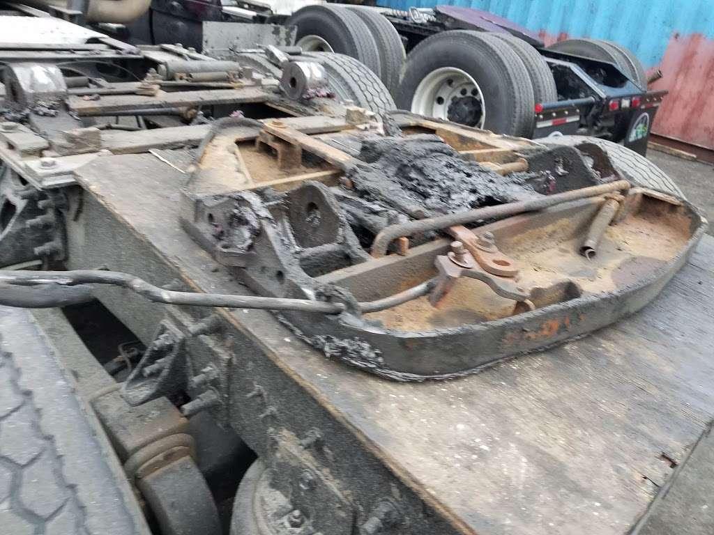 Heavy Duty Truck Repair - car repair    Photo 5 of 10   Address: 400 Duncan Ave, Jersey City, NJ 07306, USA   Phone: (201) 324-0808