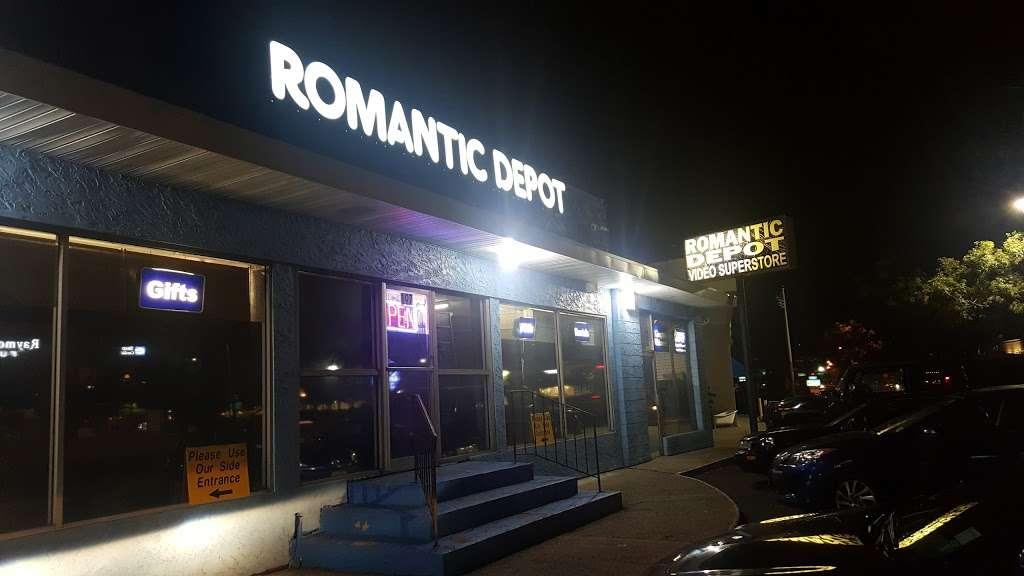 Romantic Depot - clothing store    Photo 2 of 4   Address: 197 NJ-17, Paramus, NJ 07652, USA   Phone: (201) 261-0755