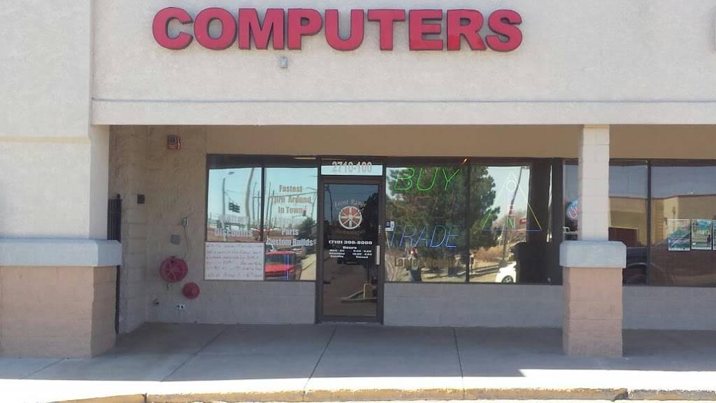 Front Range Technologies - electronics store  | Photo 2 of 3 | Address: 2710 S Academy Blvd #100, Colorado Springs, CO 80916, USA | Phone: (719) 390-8000