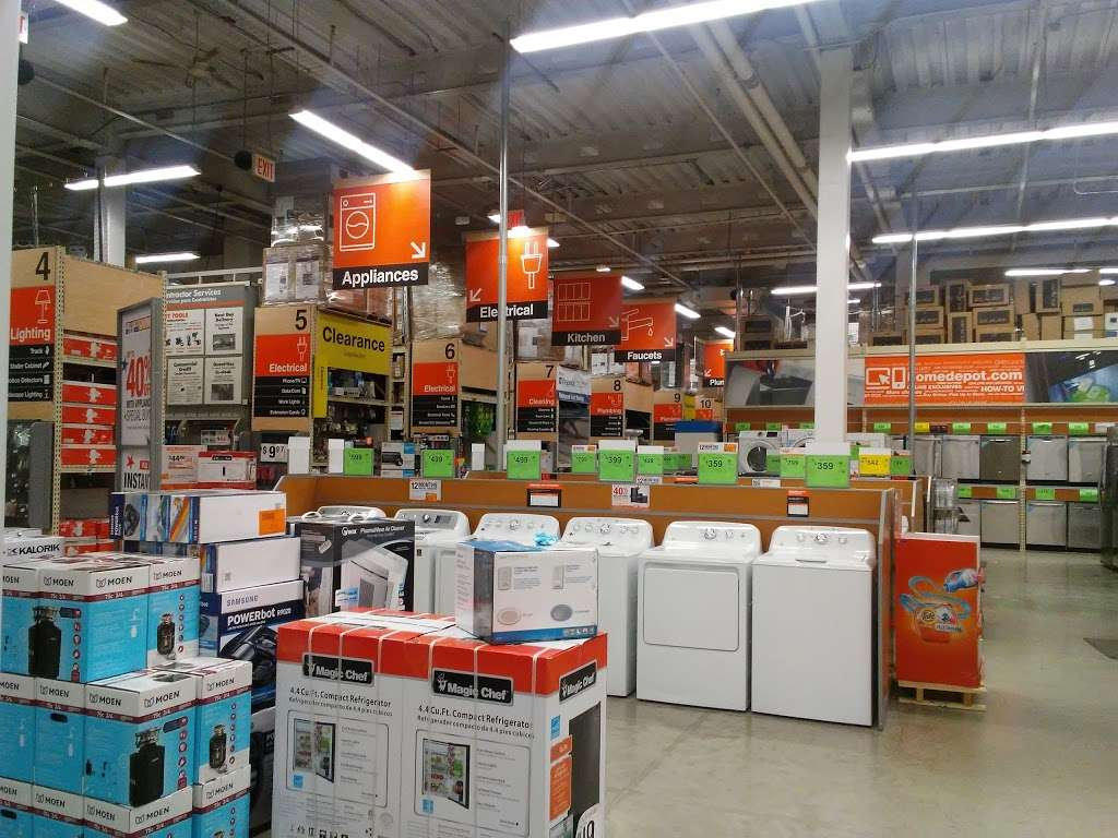The Home Depot - hardware store  | Photo 7 of 10 | Address: 579 Gateway Dr, Brooklyn, NY 11239, USA | Phone: (718) 827-9568