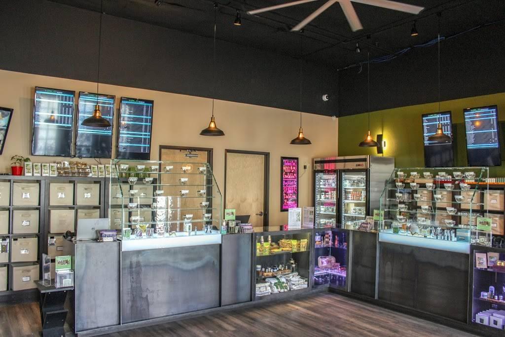 The Green Halo - store  | Photo 9 of 10 | Address: 7710 S Wilmot Rd, Tucson, AZ 85756, USA | Phone: (520) 664-2251