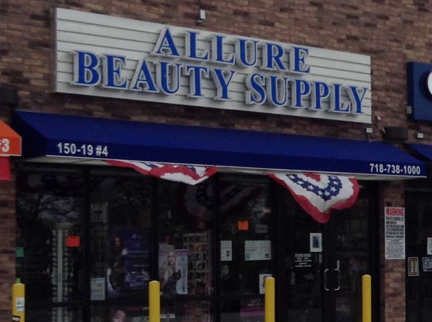 Allure Beauty Supply - store  | Photo 1 of 1 | Address: 150-19 Cross Bay Blvd #4, Ozone Park, NY 11417, USA | Phone: (718) 738-1000