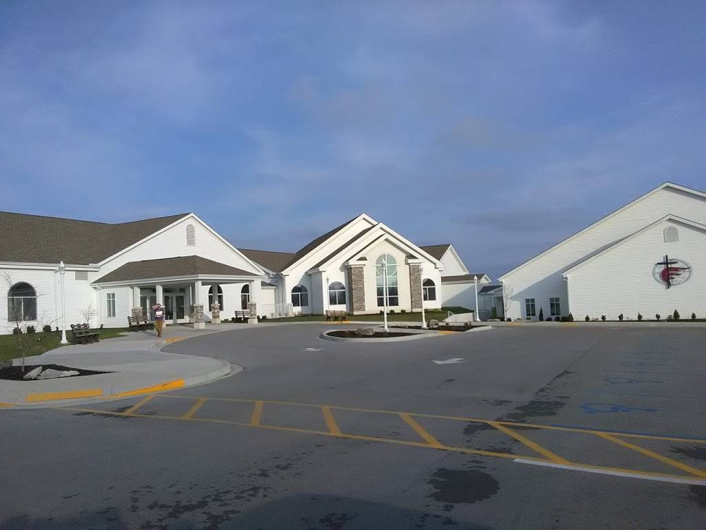 Wilmore Free Methodist Church - church  | Photo 4 of 4 | Address: 1200 Lexington Rd, Wilmore, KY 40390, USA | Phone: (859) 858-3521