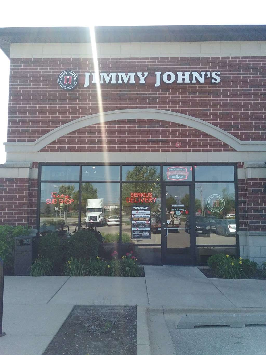 Jimmy Johns - meal delivery  | Photo 4 of 5 | Address: 472 N, IL-47, Sugar Grove, IL 60554, USA | Phone: (630) 466-1300