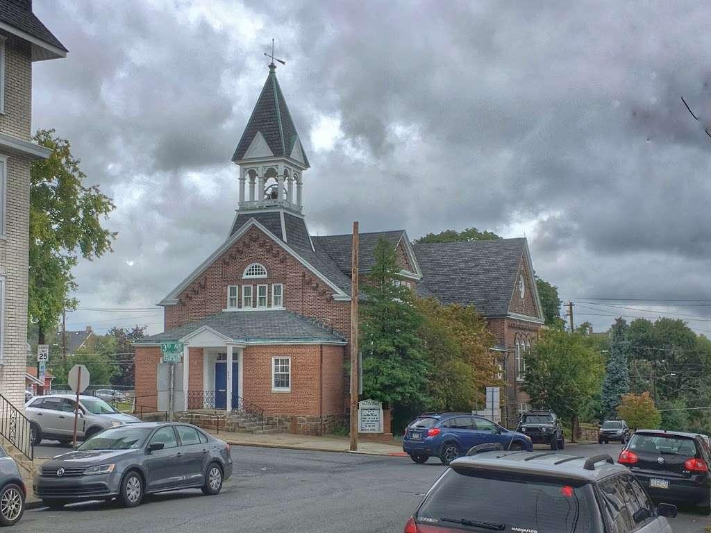 West Side Moravian Church - church  | Photo 3 of 5 | Address: 402 3rd Ave, Bethlehem, PA 18018, USA | Phone: (610) 865-0256
