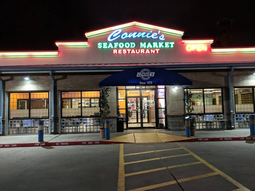 Connies Seafood Market & Restaurant - restaurant  | Photo 1 of 20 | Address: 2525 Airline Dr, Houston, TX 77009, USA | Phone: (713) 868-2144