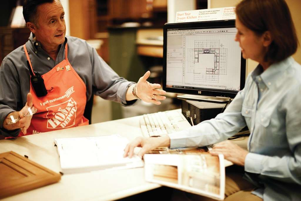 Home Services at The Home Depot - plumber  | Photo 10 of 10 | Address: 1055 Paterson Plank Rd, Secaucus, NJ 07094, USA | Phone: (201) 366-2966