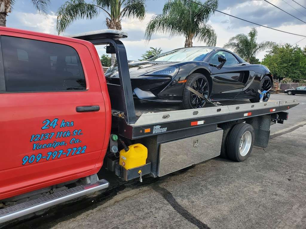 RoadRunner Towing & Storage - storage  | Photo 7 of 16 | Address: 12137 11th St, Yucaipa, CA 92399, USA | Phone: (909) 797-7722