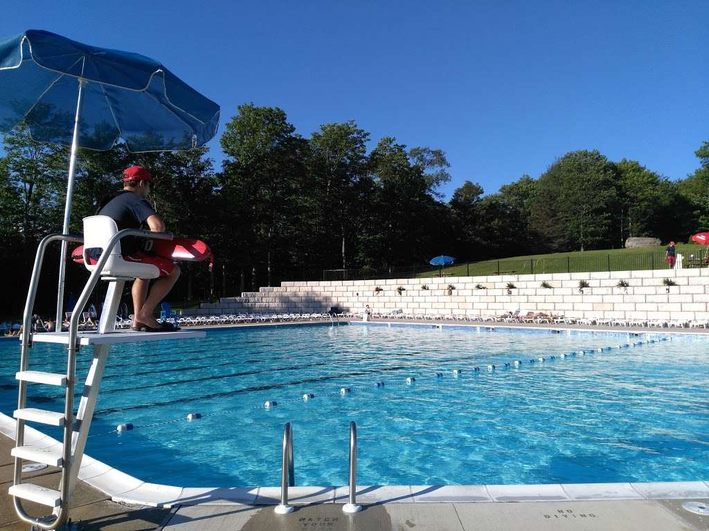 Barca Pool Complex - Eagle Lake - park  | Photo 5 of 10 | Address: Covington Township, PA 18424, USA