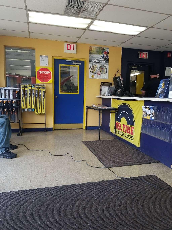 Mr. Tire Auto Service Centers - car repair  | Photo 5 of 9 | Address: 1209 Highway 9 North, Old Bridge, NJ 08857, USA | Phone: (732) 375-1646